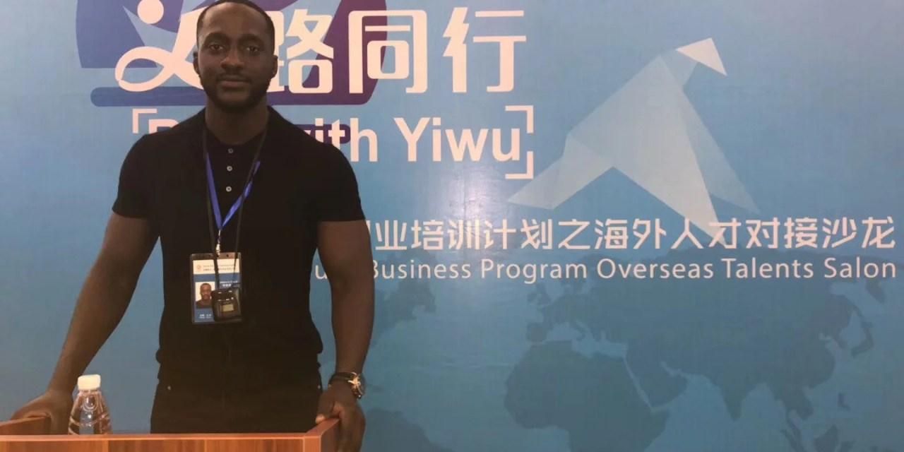 Ndiaré Sémbène, une double appartenance sino-africaine par son intelligence sociale
