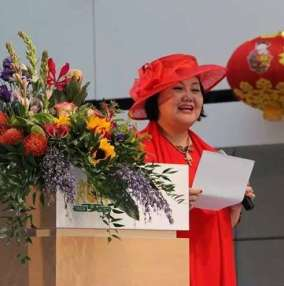 CNY 2017 Chair Woman Zhang (Asian-News)