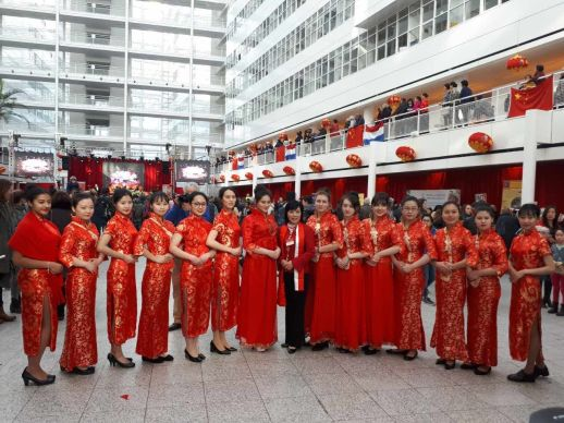 CNY 2018 Hostesses 01