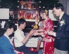 tea ceremony, kwa, rainbow robe
