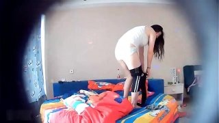 Amateur Chinese Couple Spy Cam Sex Tape 04. Watch more: http://123link.vip/hNC88n
