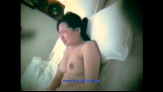 Shy chinese girl gets fingered and fucked /99dates