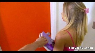 Amazing teen pussy Britney Young 3 91