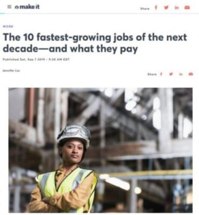 12 e1568055571826 - CNBC:美国未来10年需求最大10类工作