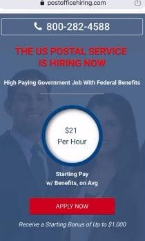 时薪$21起福利堪比公务员!Usps邮局工作申请攻略