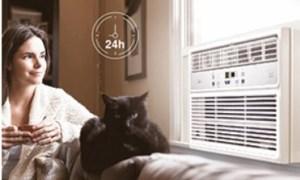 kt - 5款美国窗式/移动空调对比:便宜省电安装简便
