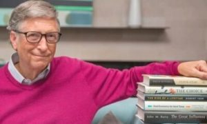gaici - 2020比尔盖茨夏季书单:14本书人生必读