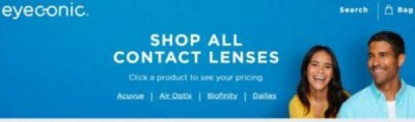 7个美国买隐形眼镜网站推荐!比眼镜店便宜不少