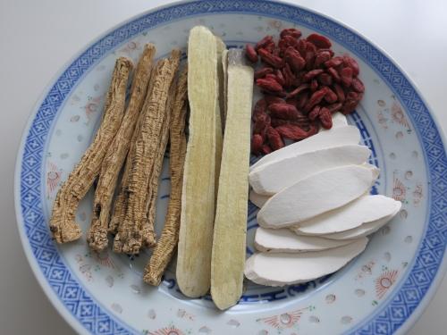 Rejuvenating Winter Herbal Soup
