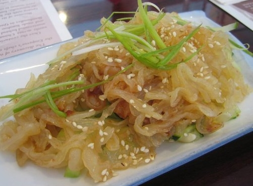 Jellyfish Recipe : Chinese Medicine Living