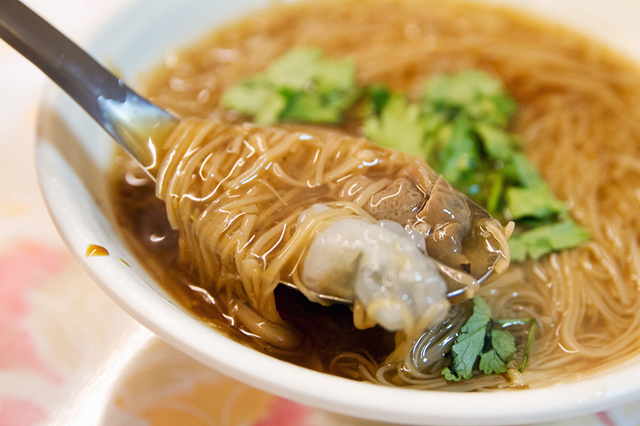 Oyster Noodles for Osteoporosis