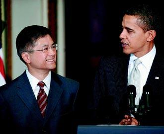 華僑華人風雲錄-史上首位華裔出任美國駐華大使駱家輝