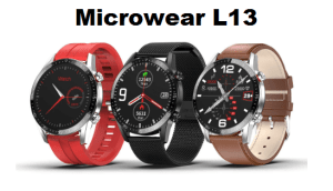 Microwear L13 Smart Watch