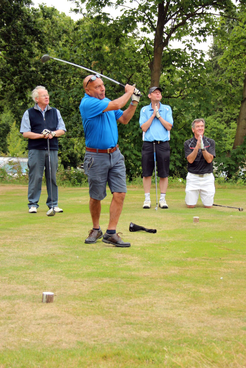 Strictly Come Golfing