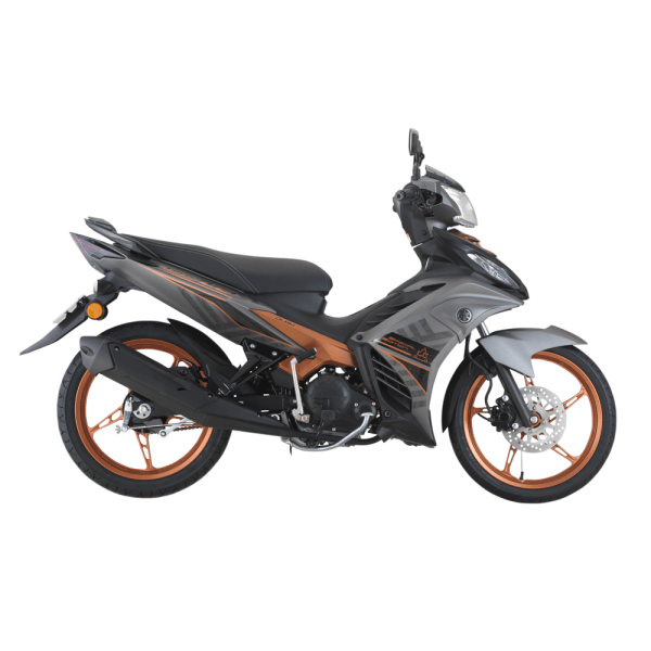 Yamaha Y135LC 2021 New Colour