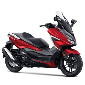 Honda Forza Malaysia 2021