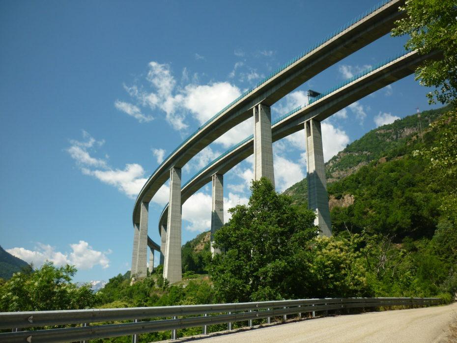 Viadotto dell'autostrada del Frejus