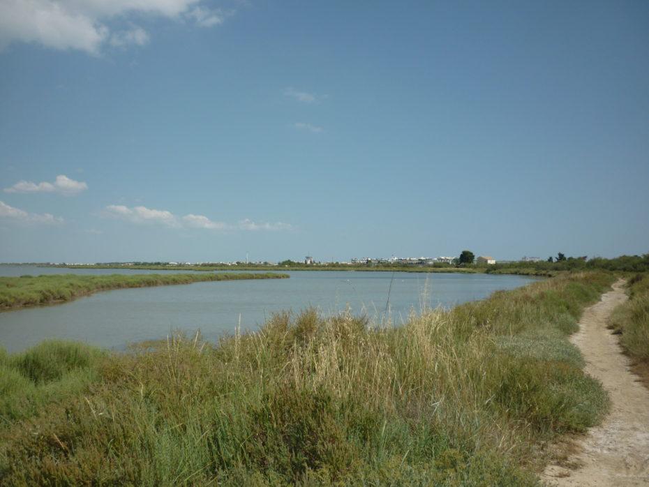 La laguna di Palavas les Flots