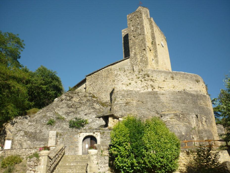 Chiesa rupestre di Vals