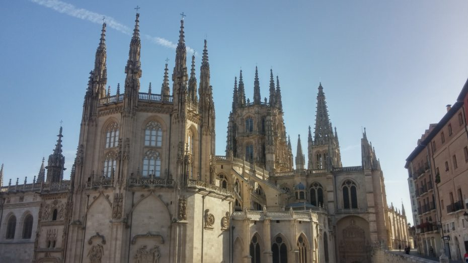 La Cattedrale di Burgos
