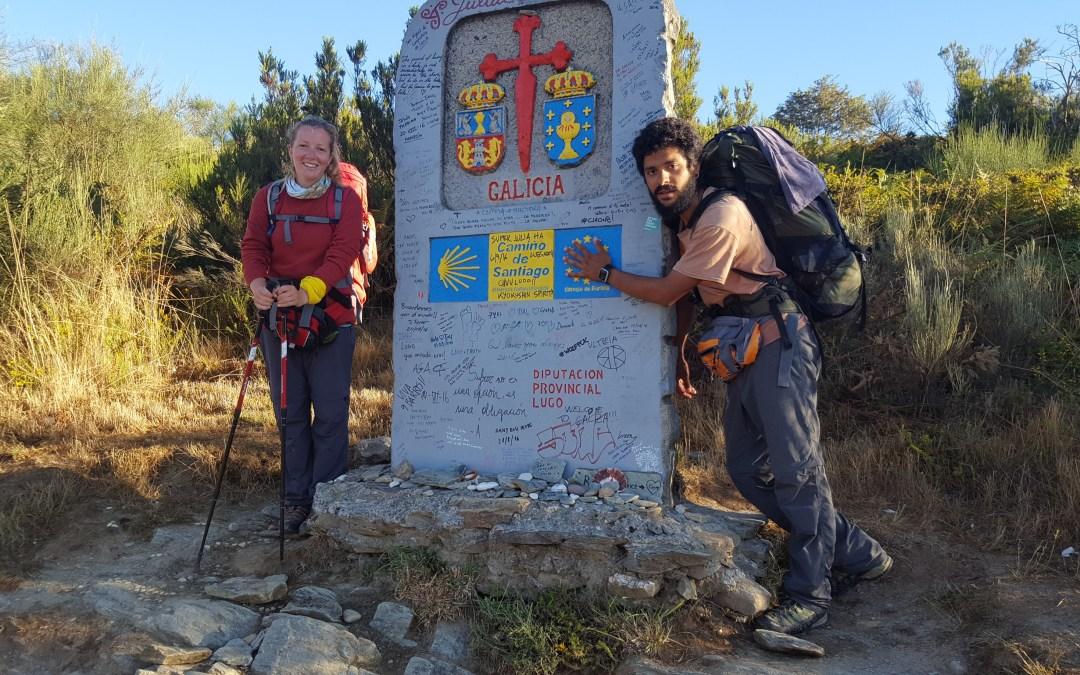 Gli ultimi giorni nelle Mesetas, Leon e finalmente la Galizia