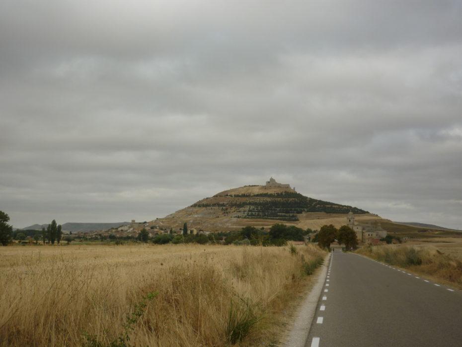 Castrojeriz ed il suo castello