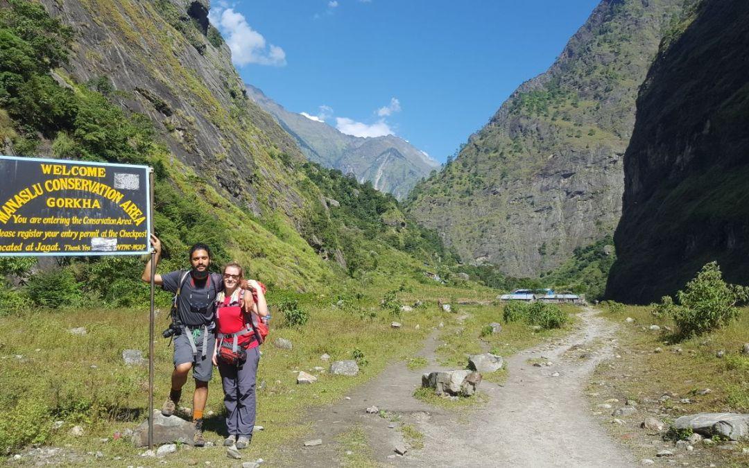 Manaslu Circuit: scoprire il Nepal a piedi – Parte 1