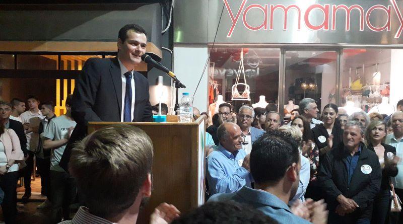 ΣΕΙΣΤΗΚΕ Η ΑΠΛΩΤΑΡΙΑ: Μήνυμα νίκης του Μανώλη Βουρνού: Την Κυριακή το μεγάλο βήμα! (ΒΙΝΤΕΟ)