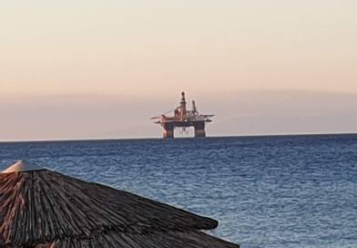 Ψάχνοντας για πετρέλαιο στην Κώμη