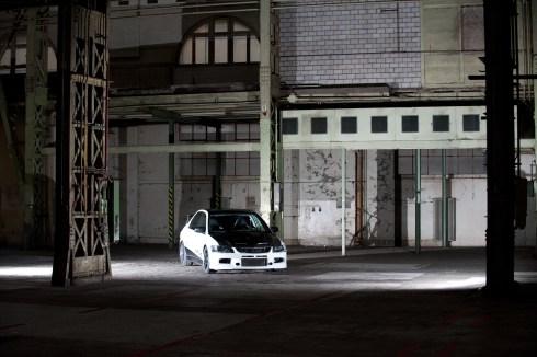 Mitsubishi EVO 9 CR 400