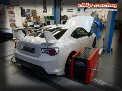Chip-Racing Toyota GT86 turbo  /  Subaru BRZ turbo