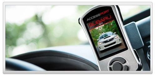 cobb accessport v3 chip racing screen