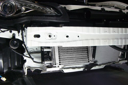 Oilcooler for GT86 and BRZ
