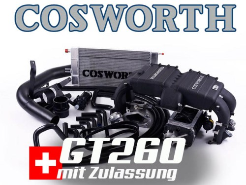 GT86 Tuning: Cosworth Kompressor Kit