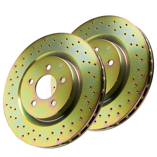 GT86 Tuning: Brembo Bremsscheibe 326mm