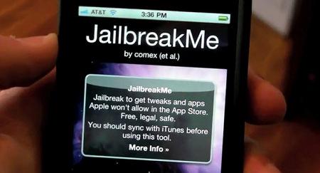 iOS 5 için Jailbreak şimididen hazır
