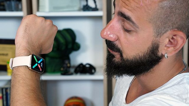 OPPO Watch görüntü inceleme 1