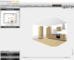 Küchenplaner online KüchenAtlas   direkt online nutzen   CHIP