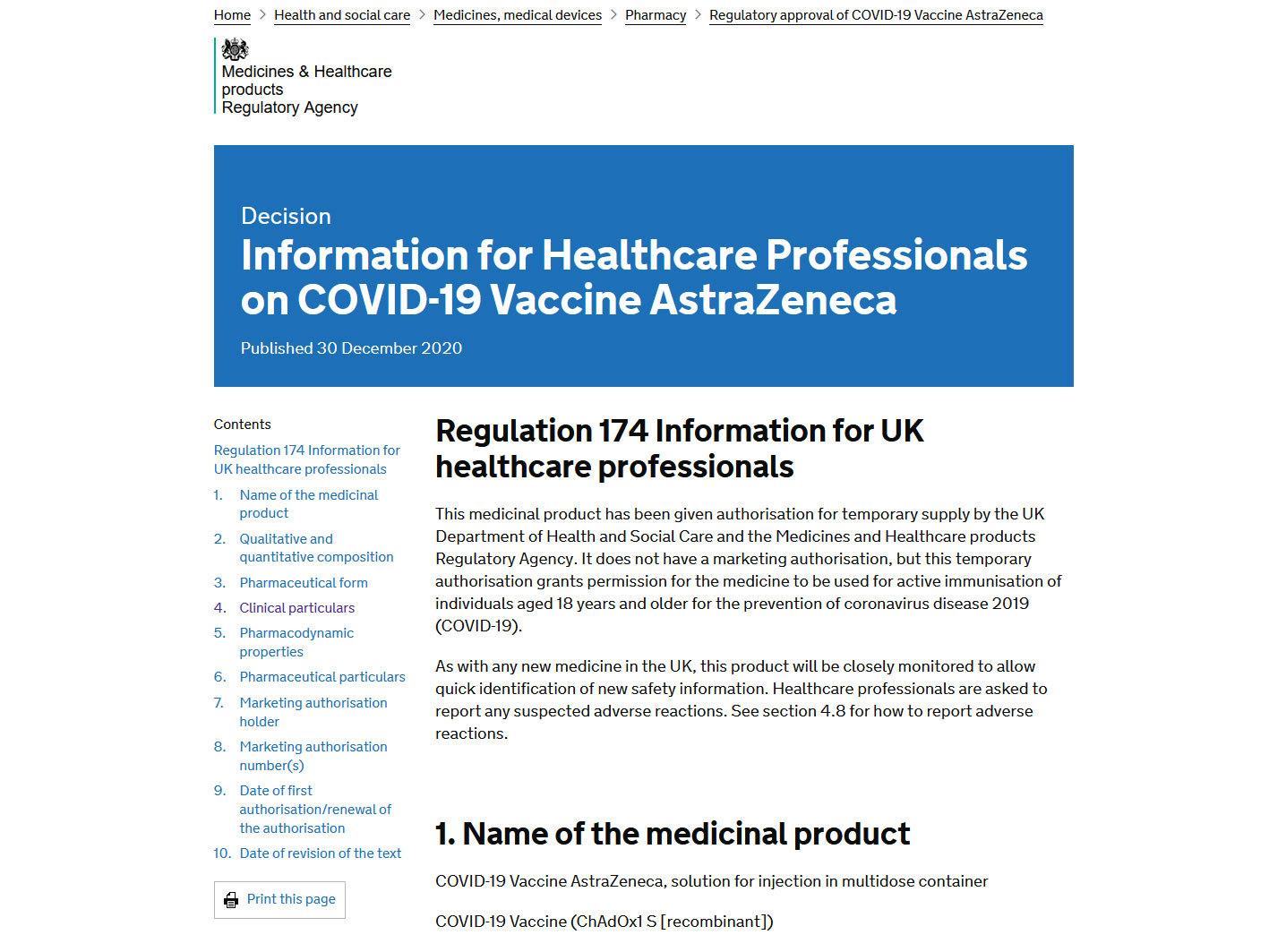 corona impfstoff von astrazeneca