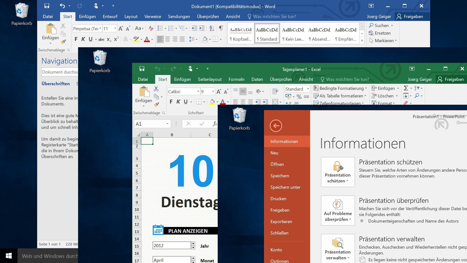 Microsoft Office 2016 Download Kostenlos Chip