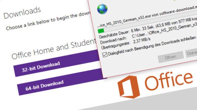 Microsoft Office Download Kostenlos So Laden Sie Jedes Ms Office Chip