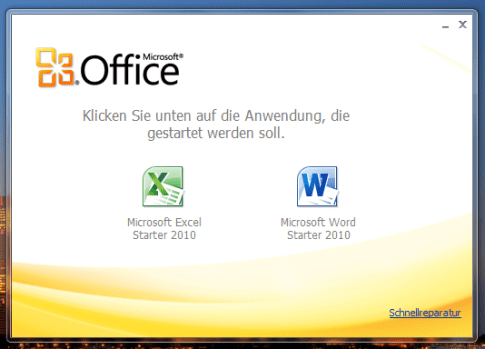 Office 2010 Kostenlos Starter Edition Zum Download Chip