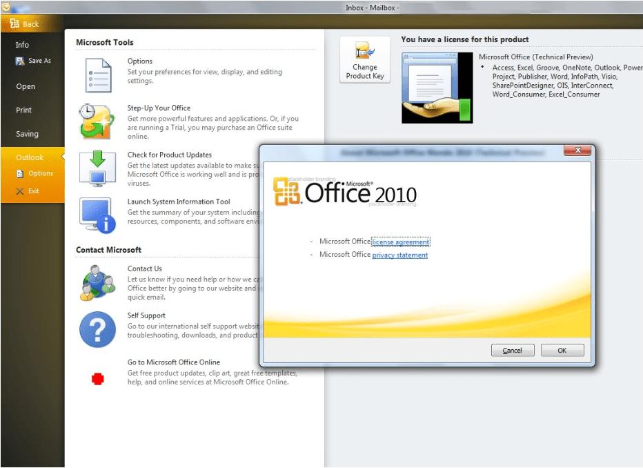 Microsoft Office 2010 Professional Plus 64 Bit Download Chip