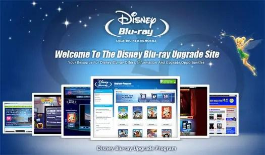 Disney-Upgrade