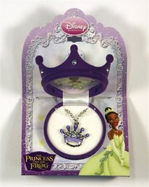 Disney's The Princess and The Frog pendants recall 1