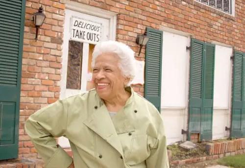Queen of Creole cuisine inspired Princess Tiana 1