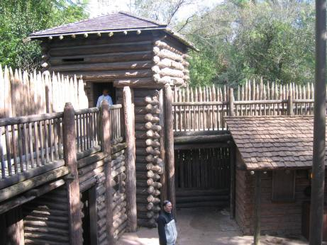 Disney off the Beaten Path: Tom Sawyer Island. 1