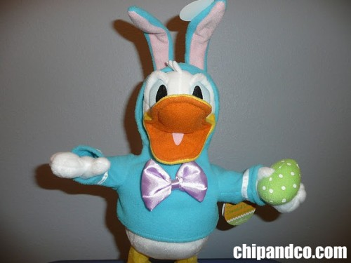Disney's Donald Duck - 'Don't pull my ears' toy from Hallmark 1