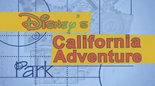Disney's California Adventure Park Update- World of Color! 1