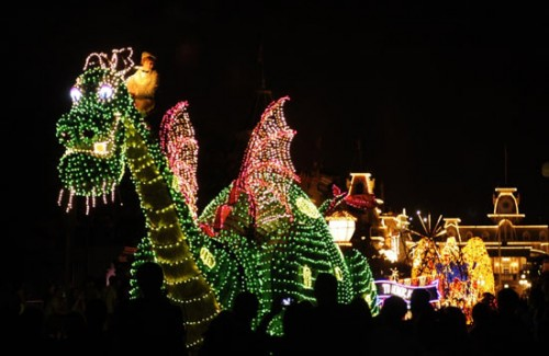 A Main Street Electrical Parade Preview 2